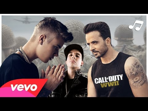 Call of Duty WWII | DESPACITO PARODY (Luis Fonsi ft Daddy Yankee)