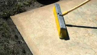 How to Repair Concrete with Overlay Resurfacing Products