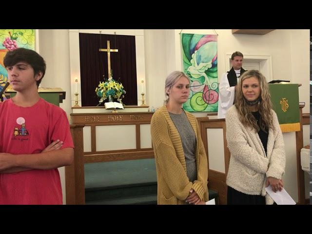 Boger Reformed Church Service 8/16/20
