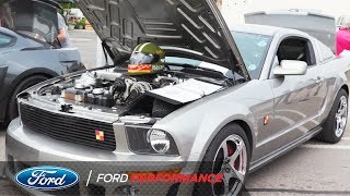 2018 Woodward Dream Cruise - 2008 Roush P-51A Mustang | Ford Performance