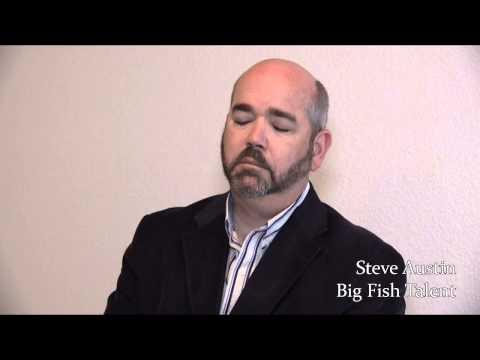 Steve Austin ComedicDramatic Monologues
