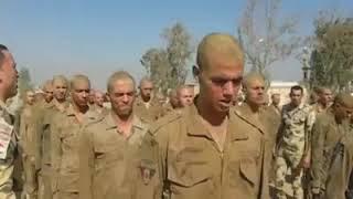 هي دي الصاعقة وهي دي حياتنا رجال الصاعقة المصرية اسود مصر