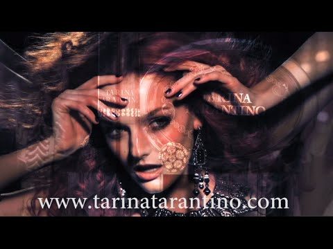 TARINA TARANTINO cosmetic and jewelry collections