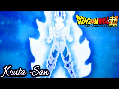 Dragon Ball Super OST - The Birth of a God [Arc-V]