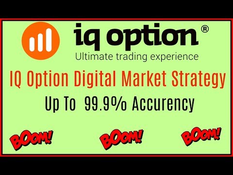 IQ Option Digital Market 99.9% Sure Win Trick Bangla Tutorial #Must See