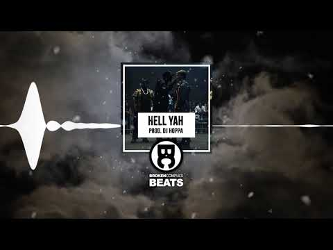 """Hell Yea"" Cypher / Trap Beat Free Rap Hip Hop Instrumental (Prod. DJ Hoppa)"