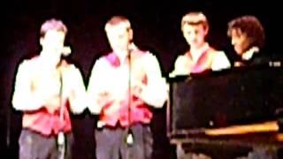 Alleghany High School Choir Barbershop
