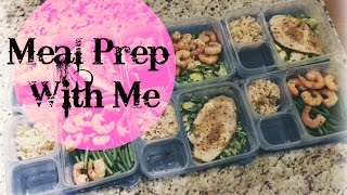 Meal Prep With Me!