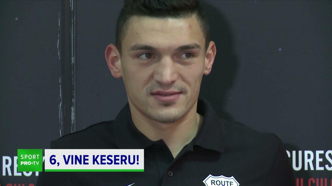 Keseru se întoarce la FCSB.