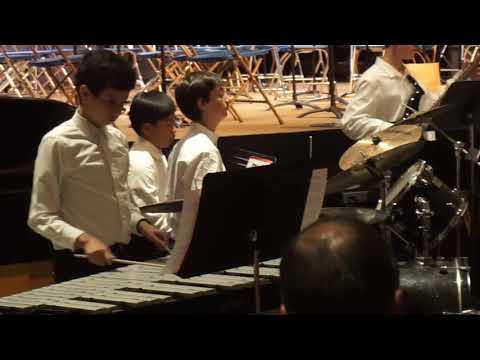 Goleta Valley Junior High School Jazz Ensemble 2018