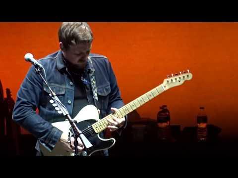Sturgill Simpson Guitar Solo 9/14/17 Radio City Music Hall, New York City