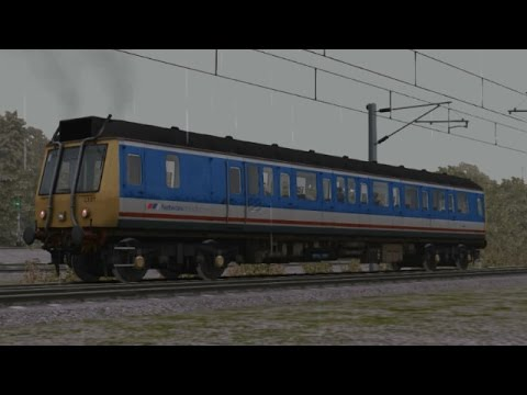 Train Simulator 2015: Trying the Class 121 Bubble Car DLC