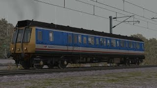 Train Simulator 2015: Trying the Class 121 Bubble Car DLC