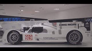 video thumbnail of Porsche Returns to Le Mans with the 919 Hybrid - The Spirit of Le Mans