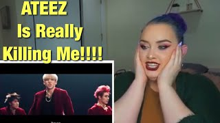 ATEEZ (에이티즈) - WONDERLAND MV REACTION l GET KOOKED