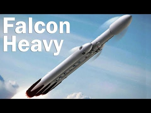 Falcon Heavy. Большим
