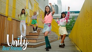 UNITY - BEST FRIENDS 💗 [OFFICIAL MUSIC VIDEO] | JUNIOR SONGFESTIVAL 2020 🇳🇱