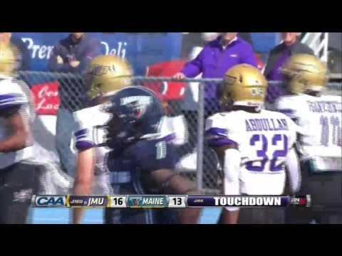 Play of the Game - Khalid Abdullah's 85-Yard Rushing TD