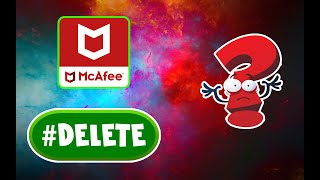 как Удалить McAfee Antivirus