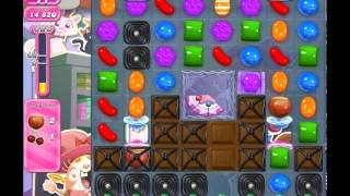 Candy Crush Saga Level 1089 (No booster, 3 Stars)