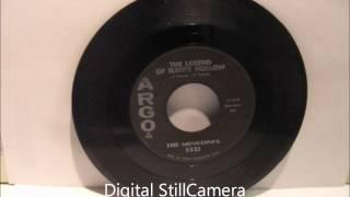 MONOTONES - The Legend Of Sleepy Hollow - ARGO 5321 - 12/58