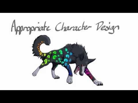 Animation Tips:Character Design   Darkmane The Werewolf