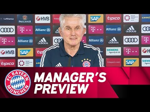Fc bayern manager's preview mit jupp heynckes ahead of mönchengladbach | #fcbbmg | relive