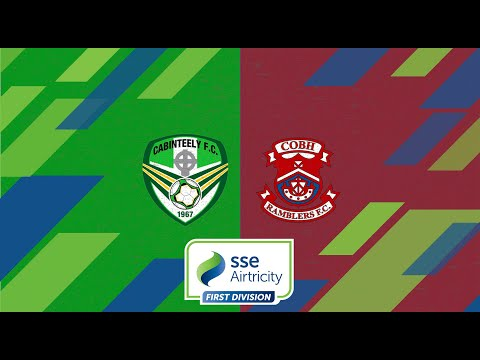 First Division GW25: Cabinteely 1-2 Cobh Ramblers
