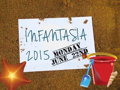 Infantasia June 22nd @ Seaburn Centre - SUNDERLAND MUSIC HUB