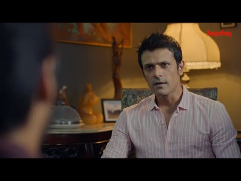 Upen Meets Kiran's Husband | Charitraheen 2 - Scene | Hoichoi Original Web Series