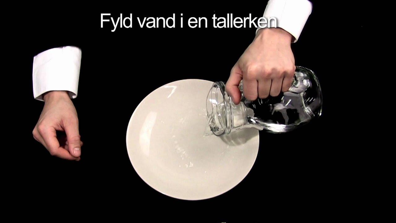 Videnskab.dk bar-trick: Få glasset til at drikke