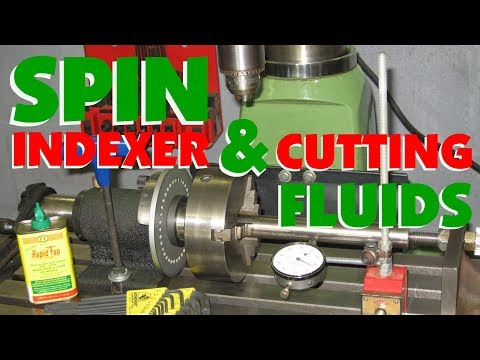 LQ#015 Spin indexer & cutting fluids 101, MARC LECUYER