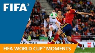 World Cup Moments: Michu