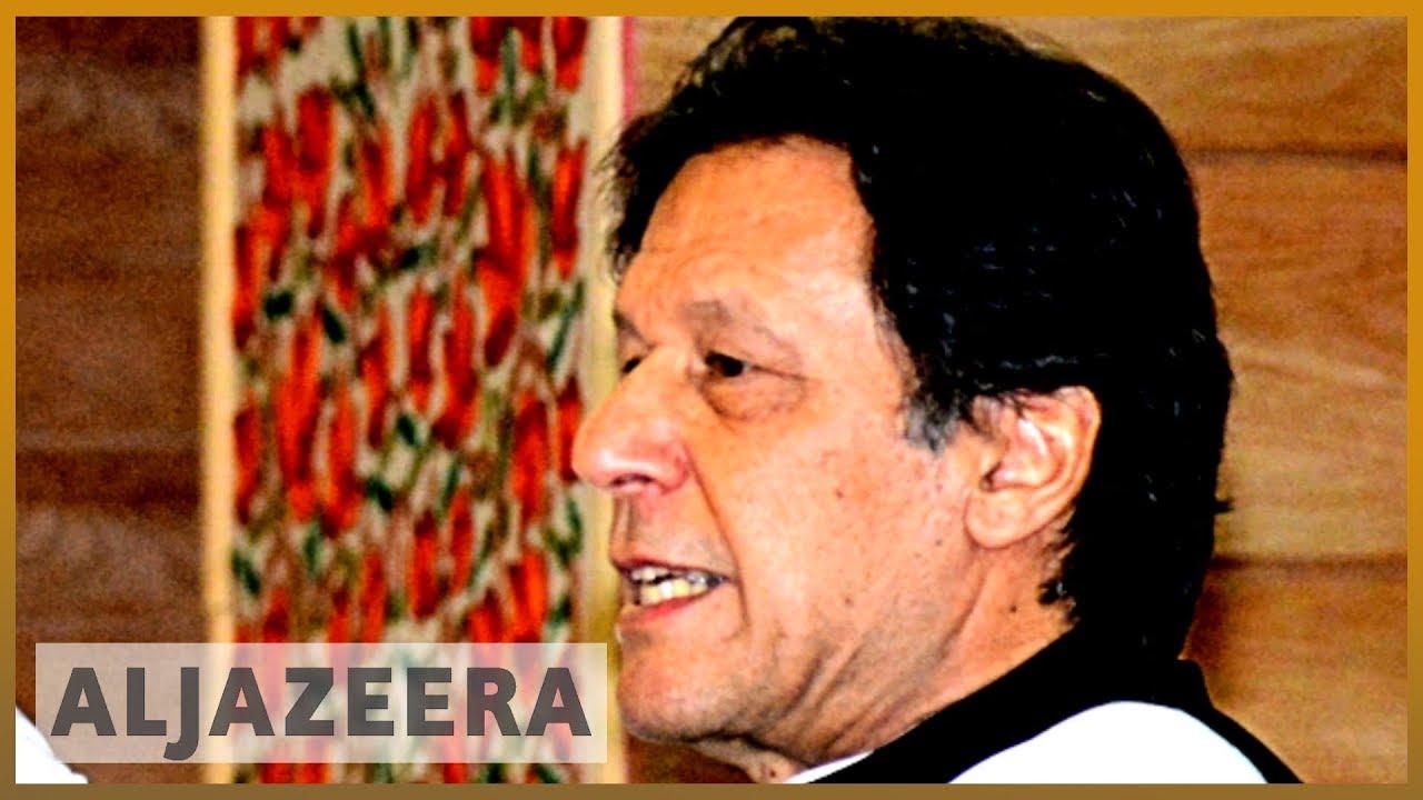 AlJazeera English:Imran Khan on Kashmir: Modi's ideology compared to Nazis