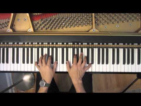 Jazz Piano Lesson #23:  McCoy Tyner Pentatonics