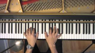 Jazz Piano Lesson #23:  McCoy Tyner Pentatonics