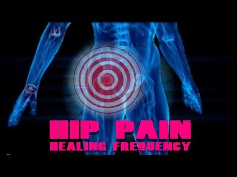 Hip Pain Healing Frequency - Future-chanelled Binaural Beat plus Powerful Isochronics