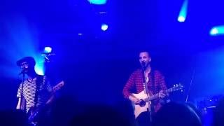 Pekař- Bůh/akustické kamarádi tour/RKlub Chrudim 5.11.2016
