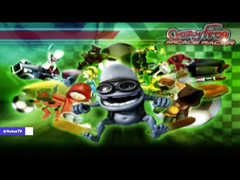 Crazy Frog Arcade Racer All Characters [PS2]