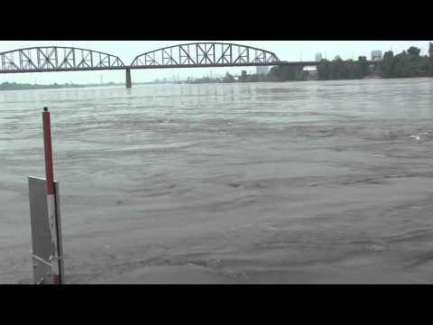 St. Louis Harbor Chevrons RM 182.9
