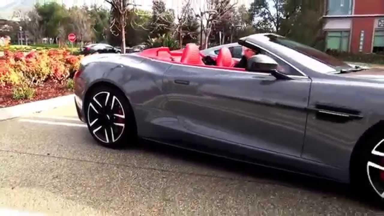 Aston Martin Vanquish Volante YouTube - Aston martin vanquish volante