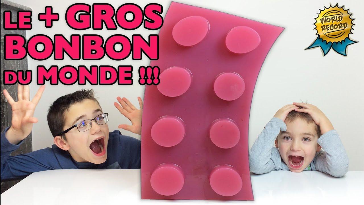 Le plus gros bonbon lego du monde world 39 s largest for Le geant du meuble la valette