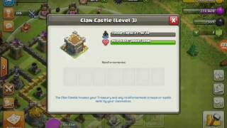 Clan castle troops secret(CLASH OF CLANS)