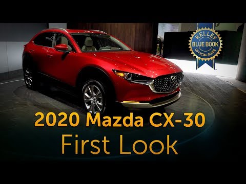 2020 Mazda CX-30 - First Look
