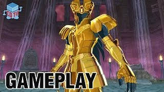 Saint Seiya Brave Soldiers GEMINI Gameplay