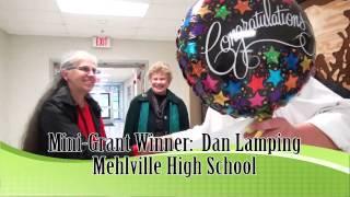 MHS Mehlville-Oakville Foundation Mini-Grant Prize Patrol Dan Lamping Thumbnail