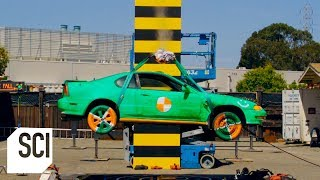 Defying Gravity: Levitating a Car | MythBusters Jr.
