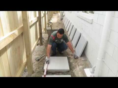 How To Lay Pavers As Stepping Stones