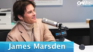 James Marsden Reflects on 'Sonic the Hedgehog' | On Air With Ryan Seacrest