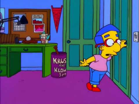 Everything's coming up Milhouse! - YouTube